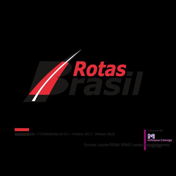 Rotas Brasil Logo ,Logo , icon , SVG Rotas Brasil Logo