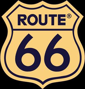 Route 66 Logo ,Logo , icon , SVG Route 66 Logo