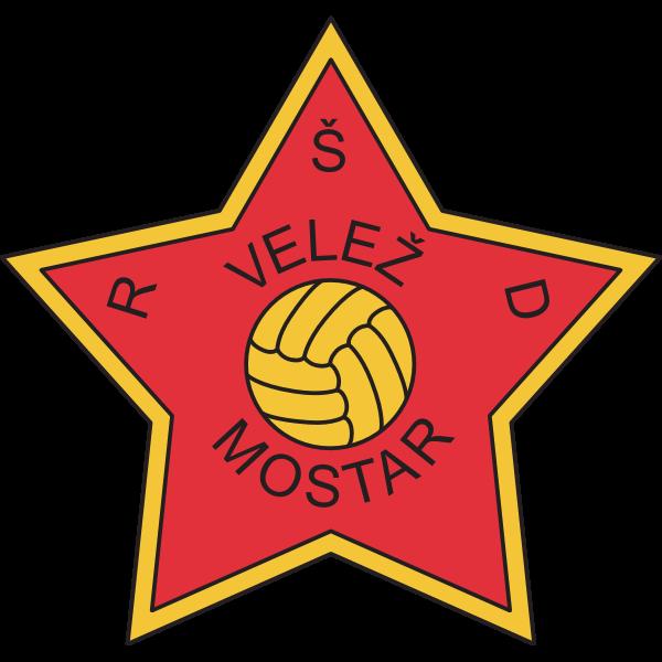 RSD Velez Mostar (old) Logo ,Logo , icon , SVG RSD Velez Mostar (old) Logo