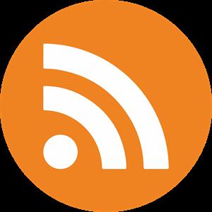 RSS Icon Logo ,Logo , icon , SVG RSS Icon Logo