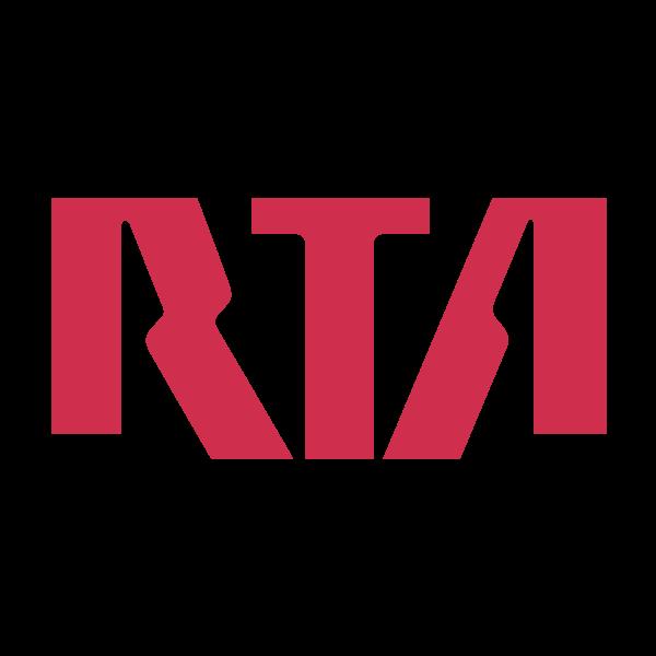 RTA Greater Cleveland Regional Transit Authority Logo ,Logo , icon , SVG RTA Greater Cleveland Regional Transit Authority Logo