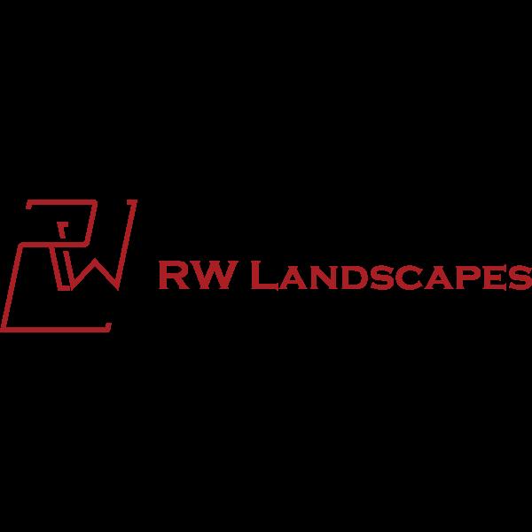 RW Landscapes Logo ,Logo , icon , SVG RW Landscapes Logo