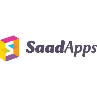 SaadApps تطبيقات سعد شعار ,Logo , icon , SVG SaadApps تطبيقات سعد شعار