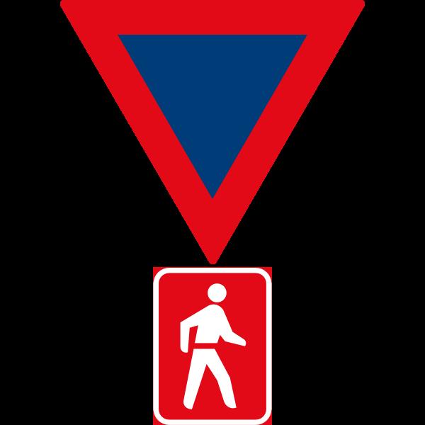 SACU road sign R2.1 ,Logo , icon , SVG SACU road sign R2.1