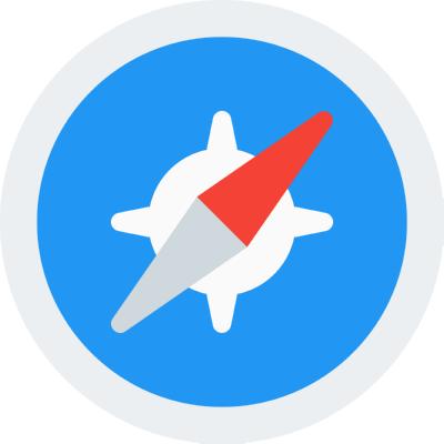 safari ,Logo , icon , SVG safari
