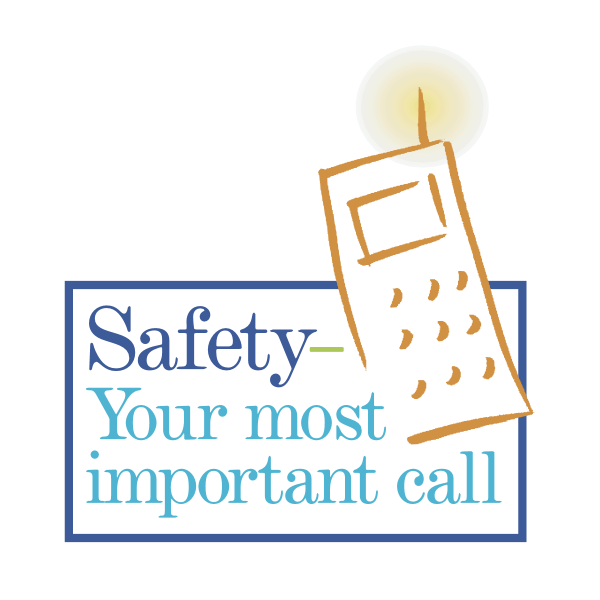 Safety – Your most important call Logo ,Logo , icon , SVG Safety – Your most important call Logo