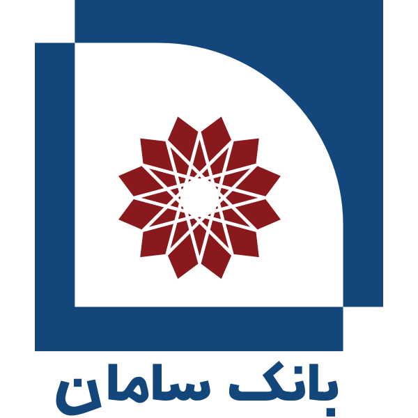 SAMAN Bank Logo ,Logo , icon , SVG SAMAN Bank Logo