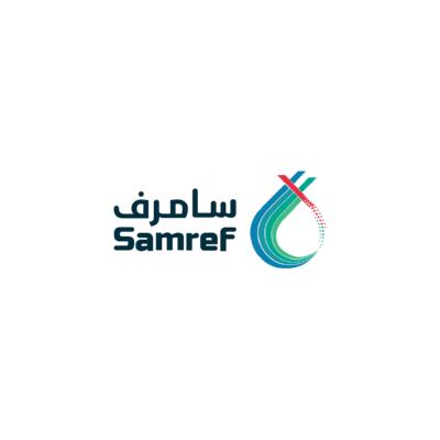 شعار Samref سامرف ,Logo , icon , SVG شعار Samref سامرف