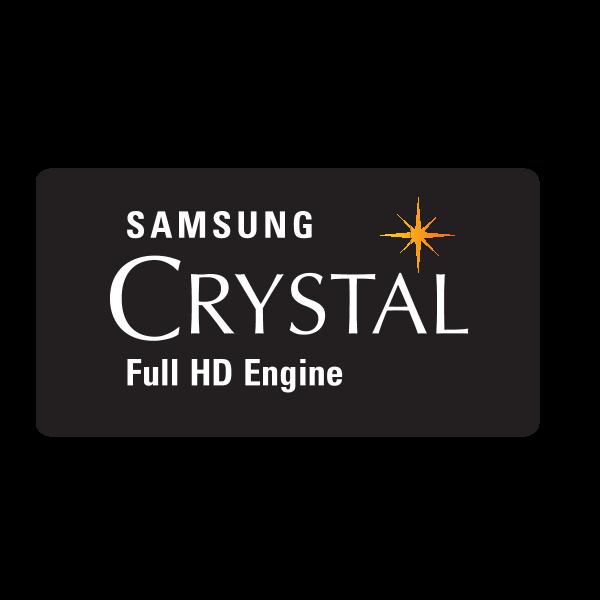 Samsung Crystal Full HD Engine Logo ,Logo , icon , SVG Samsung Crystal Full HD Engine Logo