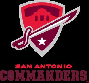 San Antonio Commanders Logo ,Logo , icon , SVG San Antonio Commanders Logo
