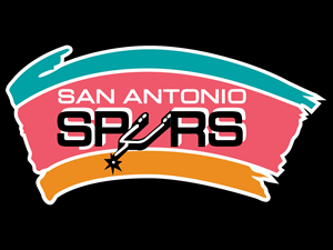 San Antonio Spurs Old Logo ,Logo , icon , SVG San Antonio Spurs Old Logo