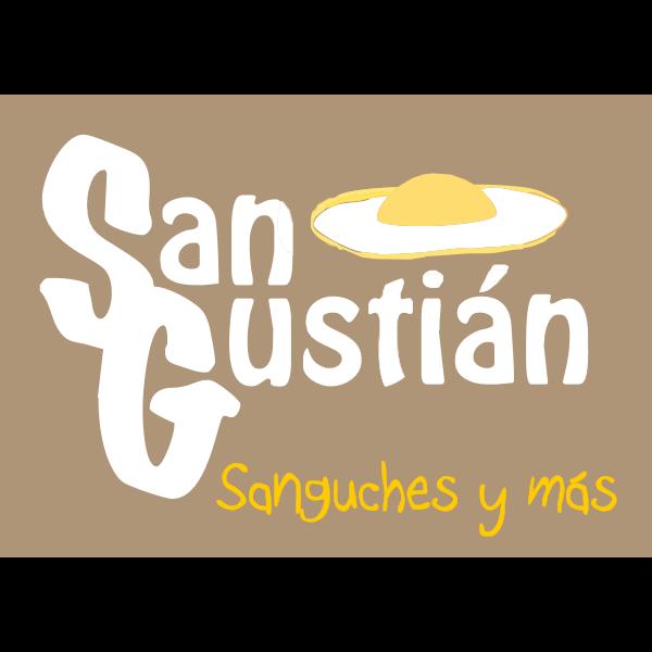 San Gustian Logo ,Logo , icon , SVG San Gustian Logo