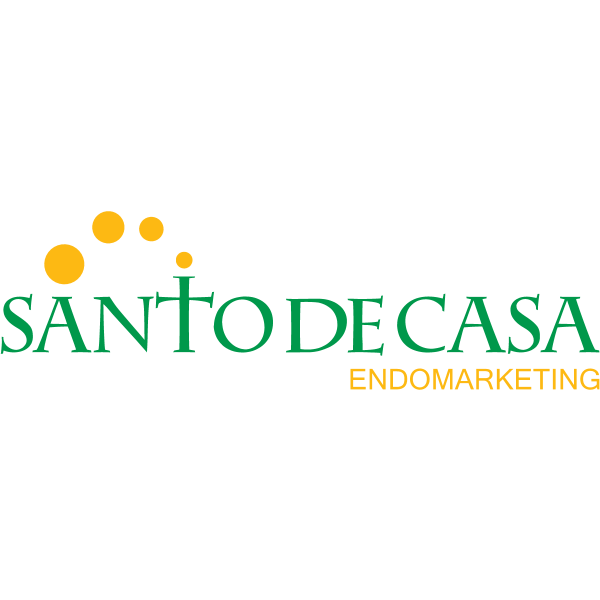 Santo de Casa Logo ,Logo , icon , SVG Santo de Casa Logo