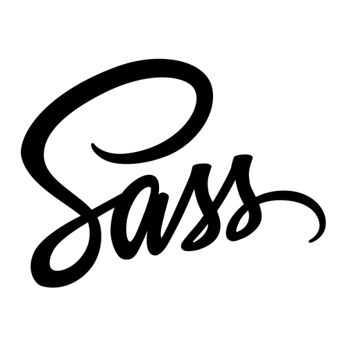 sass ,Logo , icon , SVG sass