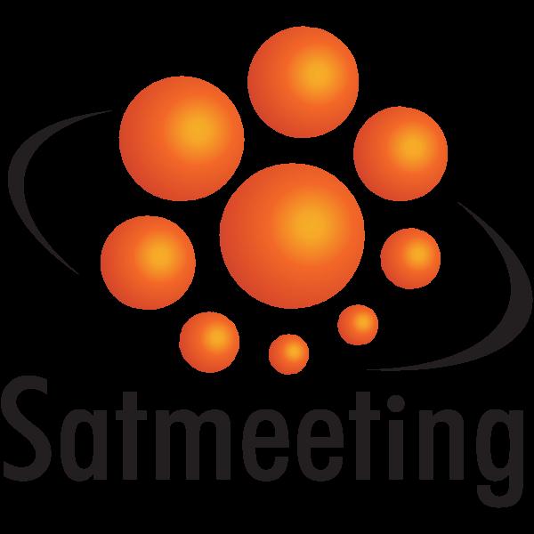 Satmeeting Logo ,Logo , icon , SVG Satmeeting Logo