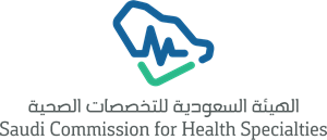 Saudi Commission for Health Specialities Logo ,Logo , icon , SVG Saudi Commission for Health Specialities Logo