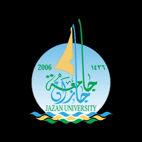 شعار jazan  جامعة جازان | جيزان ,Logo , icon , SVG شعار jazan  جامعة جازان | جيزان