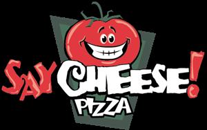 Say Cheese Pizza Logo ,Logo , icon , SVG Say Cheese Pizza Logo