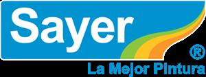 Sayer La Mejor Pintura ® Logo ,Logo , icon , SVG Sayer La Mejor Pintura ® Logo