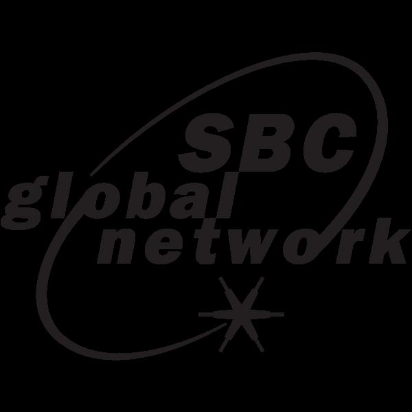 SBC Global Network Logo ,Logo , icon , SVG SBC Global Network Logo