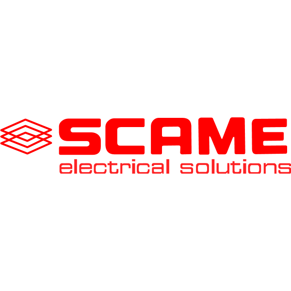 scame electrical solutions Logo ,Logo , icon , SVG scame electrical solutions Logo