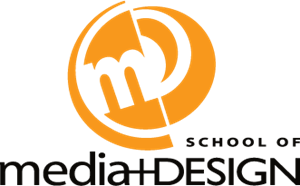 School of Media and Design Logo ,Logo , icon , SVG School of Media and Design Logo