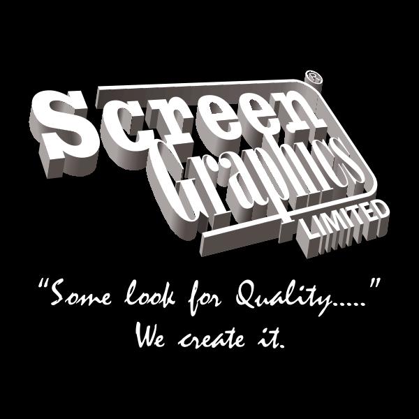 Screen Graphics Ltd Logo ,Logo , icon , SVG Screen Graphics Ltd Logo