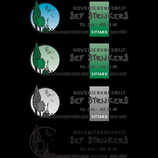 Sef Strijkers Logo ,Logo , icon , SVG Sef Strijkers Logo