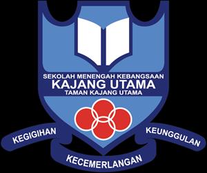 Sekolah Menengah Kebangsaan Kajang Utama Logo ,Logo , icon , SVG Sekolah Menengah Kebangsaan Kajang Utama Logo