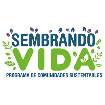 sembrando vida ,Logo , icon , SVG sembrando vida