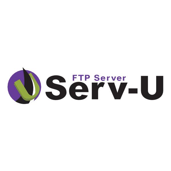 Serv-U FTP Server Logo ,Logo , icon , SVG Serv-U FTP Server Logo