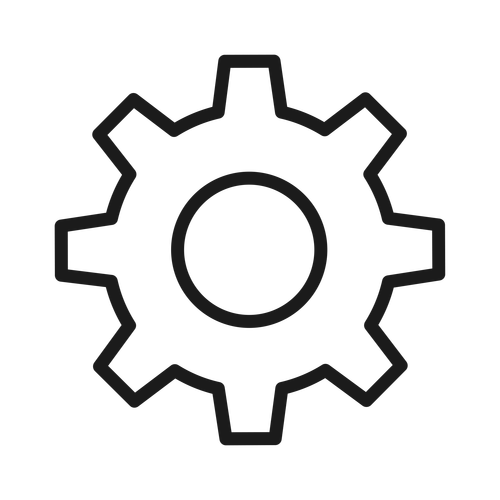 settings ,Logo , icon , SVG settings