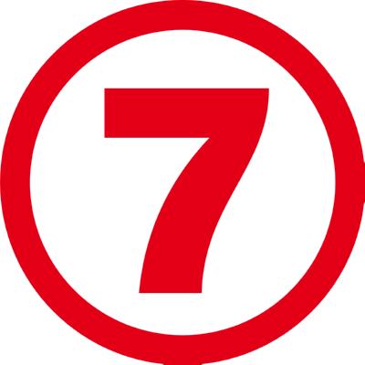 Seven Network Australia Logo ,Logo , icon , SVG Seven Network Australia Logo