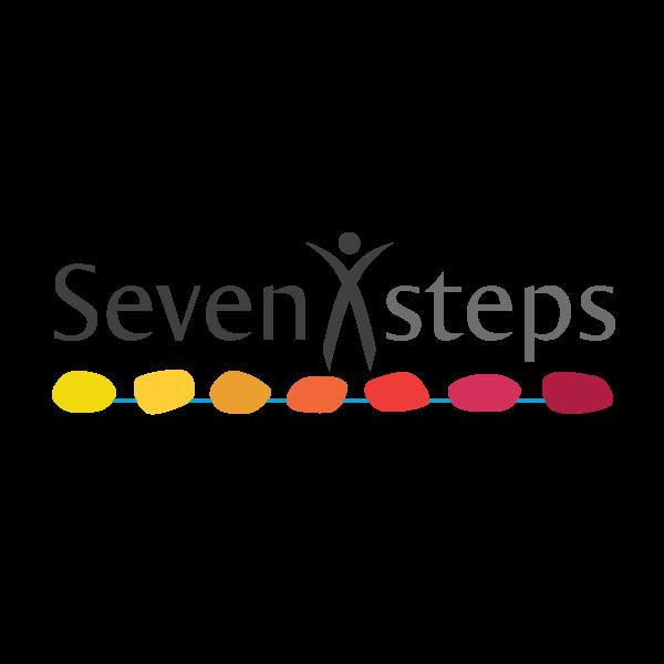 Sevensteps Logo ,Logo , icon , SVG Sevensteps Logo