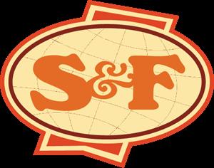 s&f food Importers Logo ,Logo , icon , SVG s&f food Importers Logo