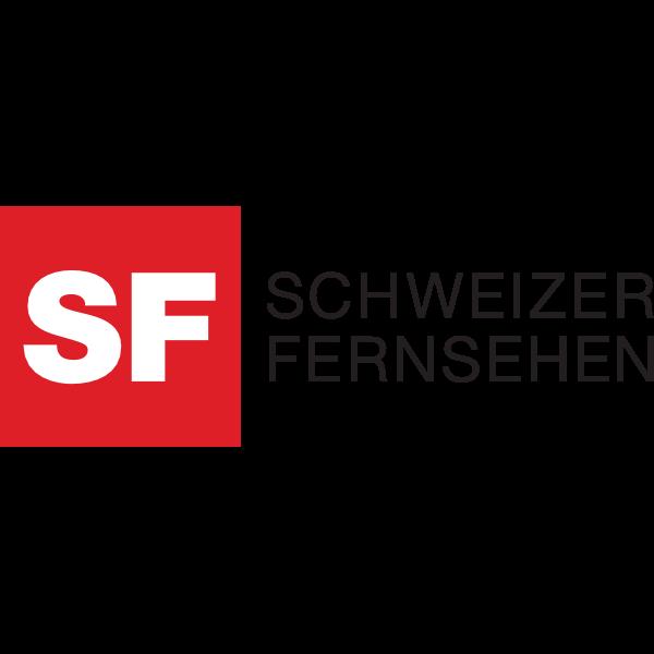 SF Schweizer Fernsehen (original) Logo ,Logo , icon , SVG SF Schweizer Fernsehen (original) Logo
