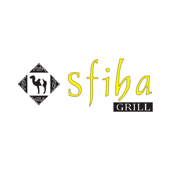 SFIHA GRILL Logo ,Logo , icon , SVG SFIHA GRILL Logo