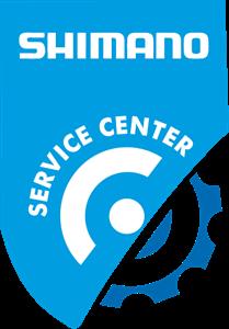 SHIMANO SERVICE CENTER Logo ,Logo , icon , SVG SHIMANO SERVICE CENTER Logo