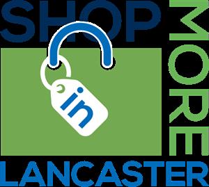 Shop More In Lancaster Logo ,Logo , icon , SVG Shop More In Lancaster Logo