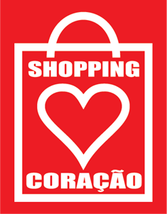 Shopping Coracao Logo ,Logo , icon , SVG Shopping Coracao Logo