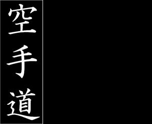shotokan tiger – karate do kanji Logo ,Logo , icon , SVG shotokan tiger – karate do kanji Logo
