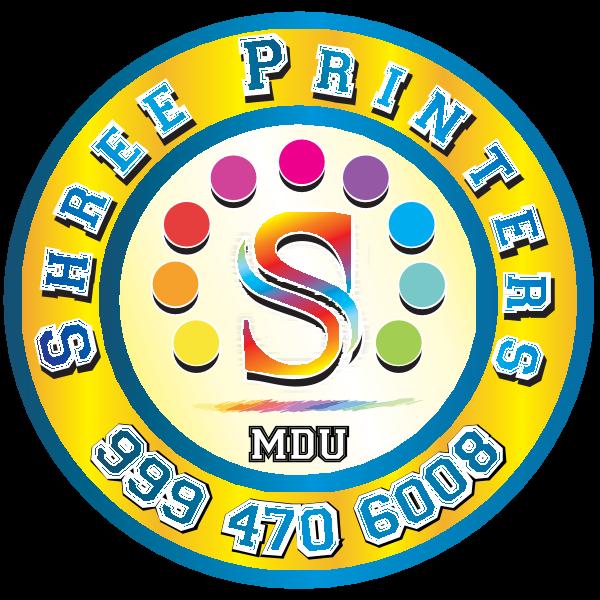 shree Printers Logo ,Logo , icon , SVG shree Printers Logo