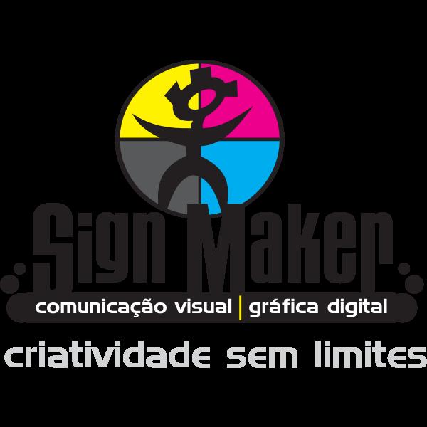 Sign Maker Logo ,Logo , icon , SVG Sign Maker Logo