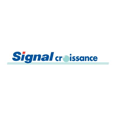 Signal crissance ,Logo , icon , SVG Signal crissance