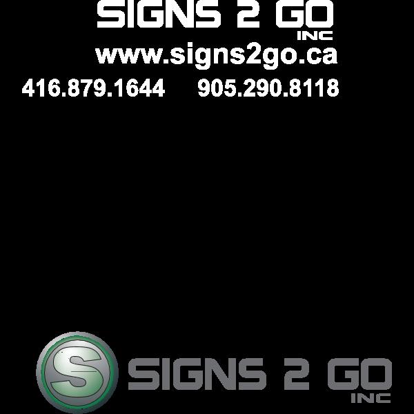 Signs 2 Go Inc. Logo ,Logo , icon , SVG Signs 2 Go Inc. Logo