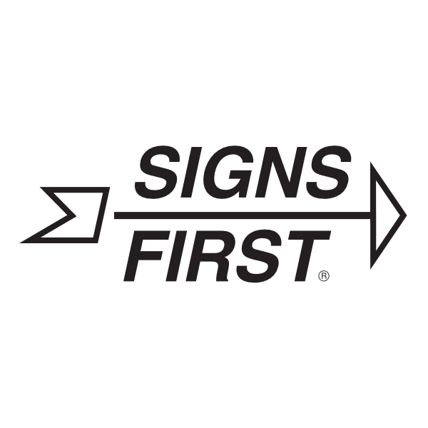 Signs First Logo ,Logo , icon , SVG Signs First Logo
