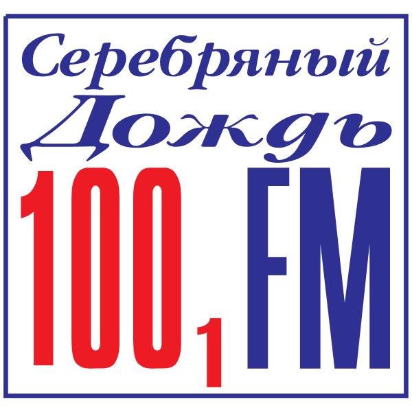 Silver Rain Radio Logo ,Logo , icon , SVG Silver Rain Radio Logo