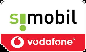 Simobil Vodafone Logo ,Logo , icon , SVG Simobil Vodafone Logo