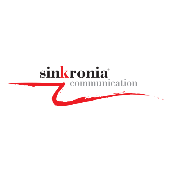 Sinkronia Communication Logo ,Logo , icon , SVG Sinkronia Communication Logo