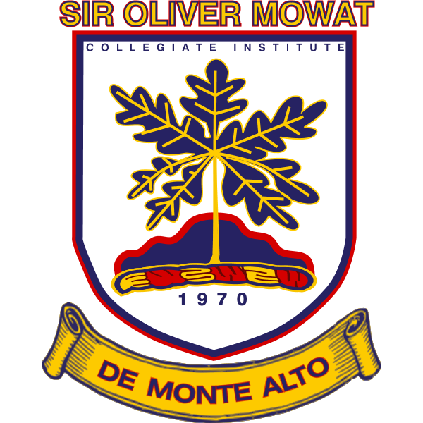 Sir Oliver Mowat CI Logo ,Logo , icon , SVG Sir Oliver Mowat CI Logo